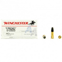 WINCHESTER CAL T 22  , 40...