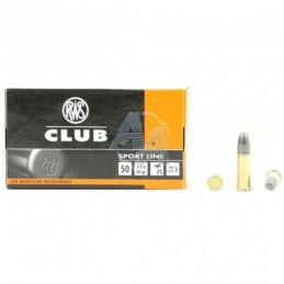 RWS  CLUB CAL 22 LR  ,...