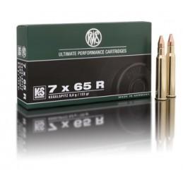 7X65 RRWS KS 8,0 G /123 GR