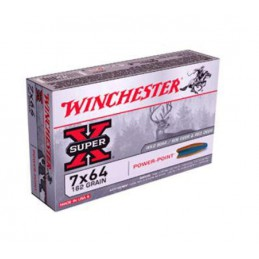 7X64 WINCHESTER POWER POINT...